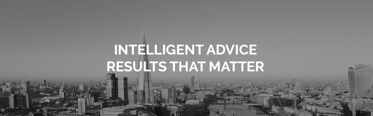 Intelligent Advice, Results that Matter